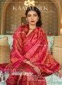 Rajtex Kaayat Silk Festive Wear Silk Saree Catalog Collection
