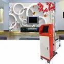Wall Design Printing Machine
