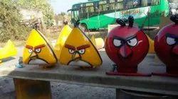 Angry Bird Seats