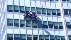 Facade Glass Cleaning Services