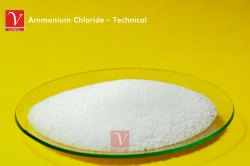 Industrial Ammonium Chloride