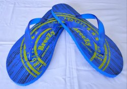 Blue Lehar Footwear