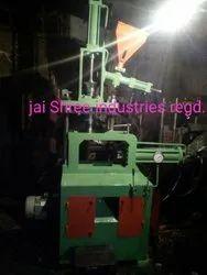 Semiautomatic Injection Molding Machine