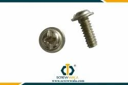 Sunlight Stainless Steel Screw, For Hardware Fitting, Size: Dia 2 And Above