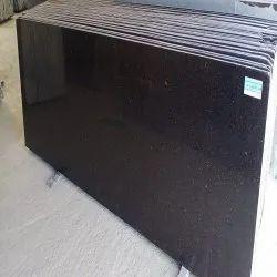 12 Mm Black Granite Slab