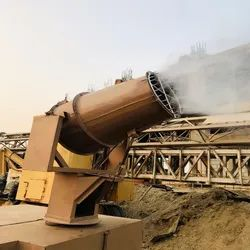 Misting Cannon Dust Suppression System
