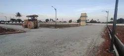 Cement Road Construction Service