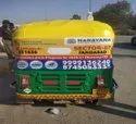 Advertising Auto Rickshaw Branding Service In Uttar Pradesh, Mode Of Advertising: Offline