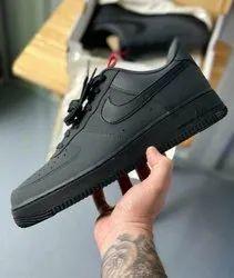 Black Unisex Nike Canvas Shoes