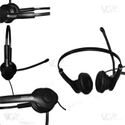 Vertex Voice USB High Definition Call Center Headset With Controller