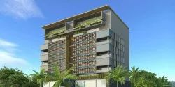 Commercial Projects Hotel Construction Service