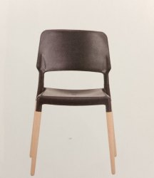 Moulded Cafeteria Chair - Dell