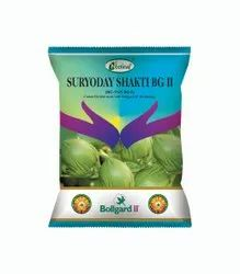 Suryoday Shakti BG II Hybrid Cotton Seed, Packaging Type: Packet, Packaging Size: 200 G
