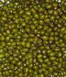 Indian Organic Green Moong, Packaging Size: 25 Kg