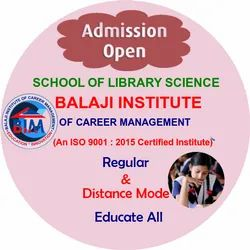 Full Time Digree Bachelor Of Library & Information Science, Pan India, Jun-july