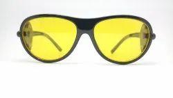 Lensohub Polycarbonate Safety Goggles, Frame Type: Plastic