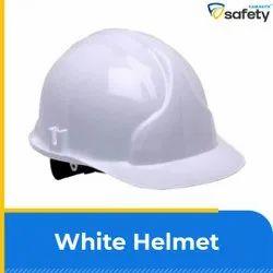 Safety White Helmet