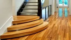 Maple Polished 20 Mm Wooden Flooring