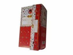 Brown Square Incense Sticks Packaging Box Set, Size(LXWXH)(Inches): 20x20x20 Inches