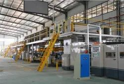 5 Ply Automatic Corrugated Board Making Plant