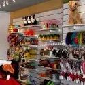 Display Wall For Pet Store