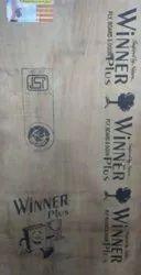 Teakwood Brown 19 Mm Winner Plywood Door, For Doors