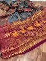 Present Designer Banarasi Silk Saree