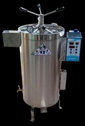 Autoclave (Vertical) Stainless Steel