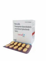 Nimesulide, Phenylephrine Hydrochloride and Levocetirizine Hydrochloride Tablets