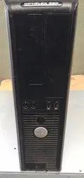 Dell Core 2 Duo Second Hand Desktop Computers, Hard Drive Capacity: 320GB