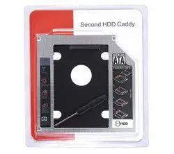 HDD SATA 2nd Hard Disk Caddy