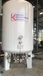 Liquid Oxygen, Nitrogen, Argon and LNG Storage Tank