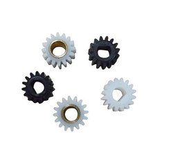 Developer Gear Set Of 5 For RICOH AFICIO 1015 1018 2016 2501 1813L Photocopier And Printer