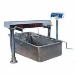 Milk Bowl Weighing System