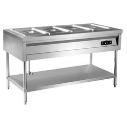 Steel Food Warmer