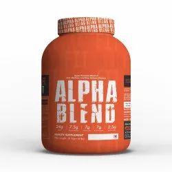Alpha Blend, Packaging Size: 4 Lbs