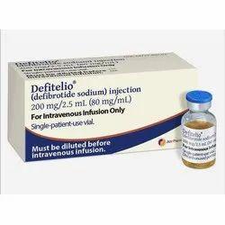 Defitelio Injection