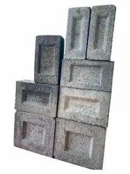 7 Inch  Heat Resistant Rectangular Fly Ash Bricks