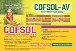 Cofsol- AV Syrup