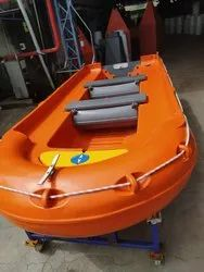 Poly Ethylene 8 Seater Speed / Rescue / Patrolling Boat