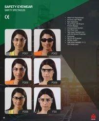 Polycarbonate Safety Eyewear