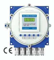 Dual Channel Gas Monitor- FLP