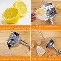 Aluminium Hand Press Manual Squeezer Fruit Vegetable Juicer Machine