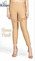 KAAPO Plain Ladies Roma Trouser