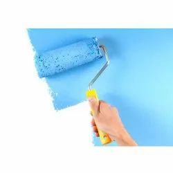 Wall Painting Service, Paint Brands Available: Asian Paints