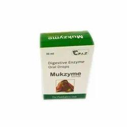 Digestive Enzyme Oral Drops