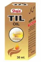 Mono Saturated 30 ml Shahi Til Oil, Packaging Type: Plastic Bottle