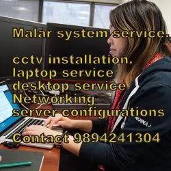 Desktop Computer Networking Service