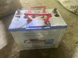 Drained Lead Acid Battery Scrap, For Recycle Batteries