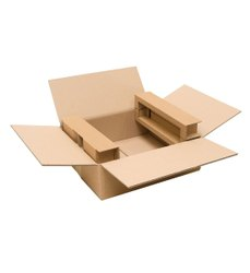 Heavy Duty Industrial Packaging Corrugated Box, Size(LXWXH)(Inches): 5125 X 30 X 35 Inch